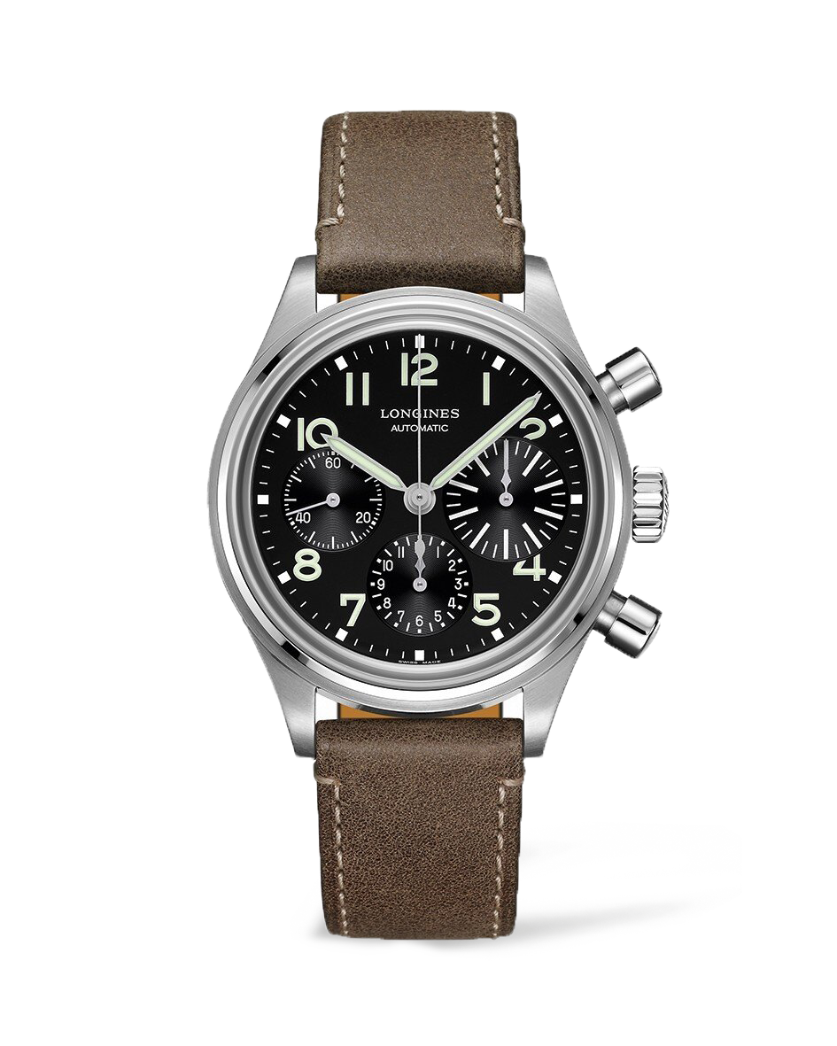 The Longines Avigation BigEye , Heritage
